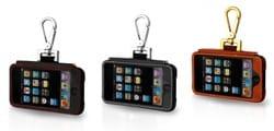 8834d8f160 フォーカル、高品質ナッパレザーを採用したキャリングケース「PRIE Ambassador SideHook for iPod touch 2G」を発売