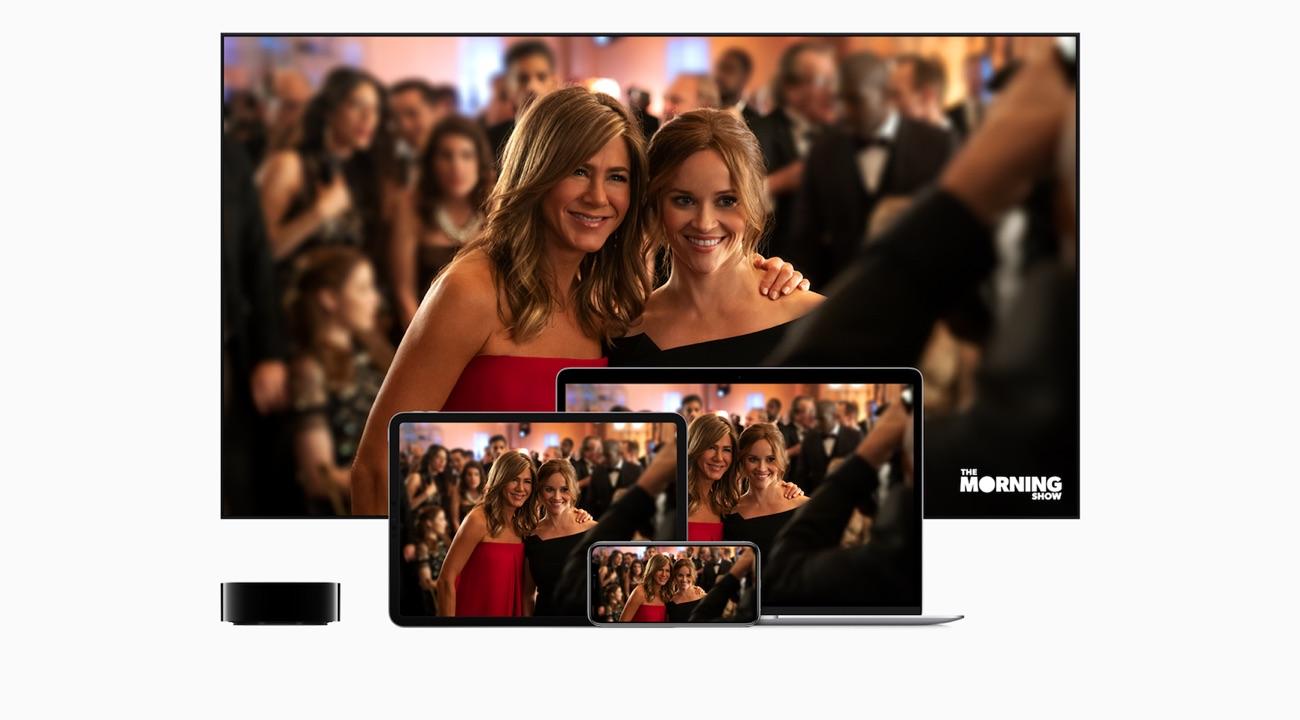 「Apple TV+」、11月1日(金)より月額600円でサービス開始