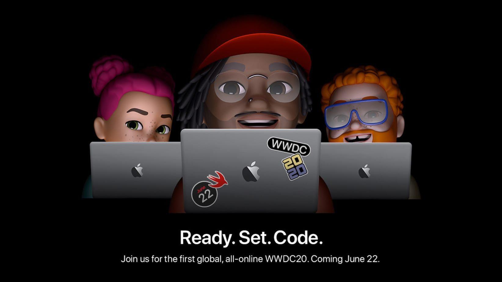 「WWDC20」が6月22日(月)開幕