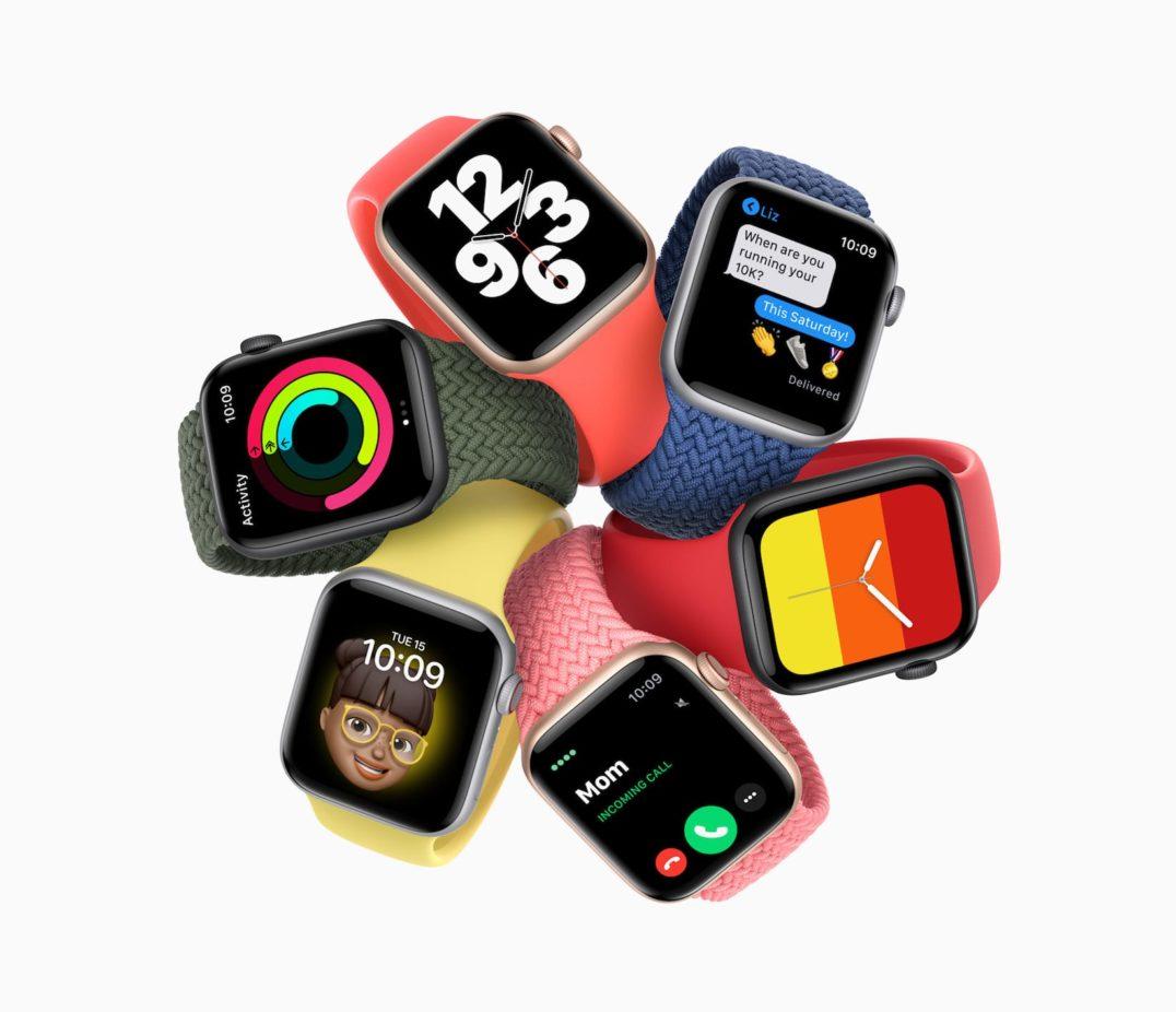 低価格の「Apple Watch SE」発表