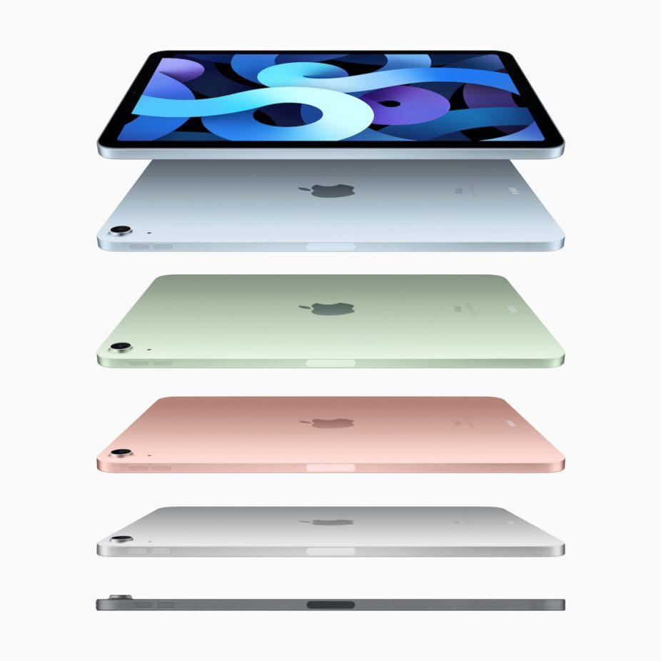 デザインを一新した「iPad Air」発表