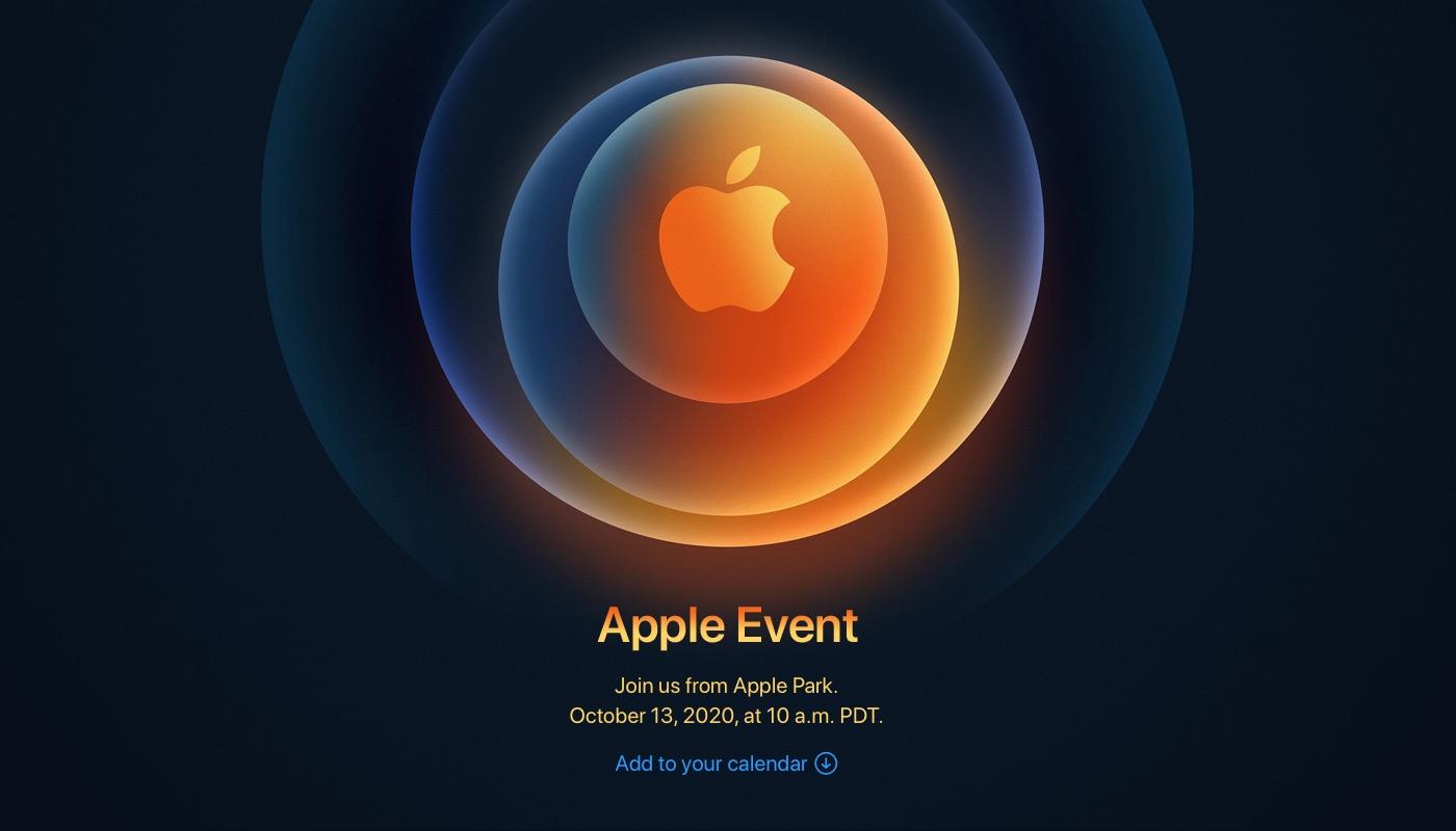 Apple、日本時間10月14日(水)午前2時より「Apple Event」開催