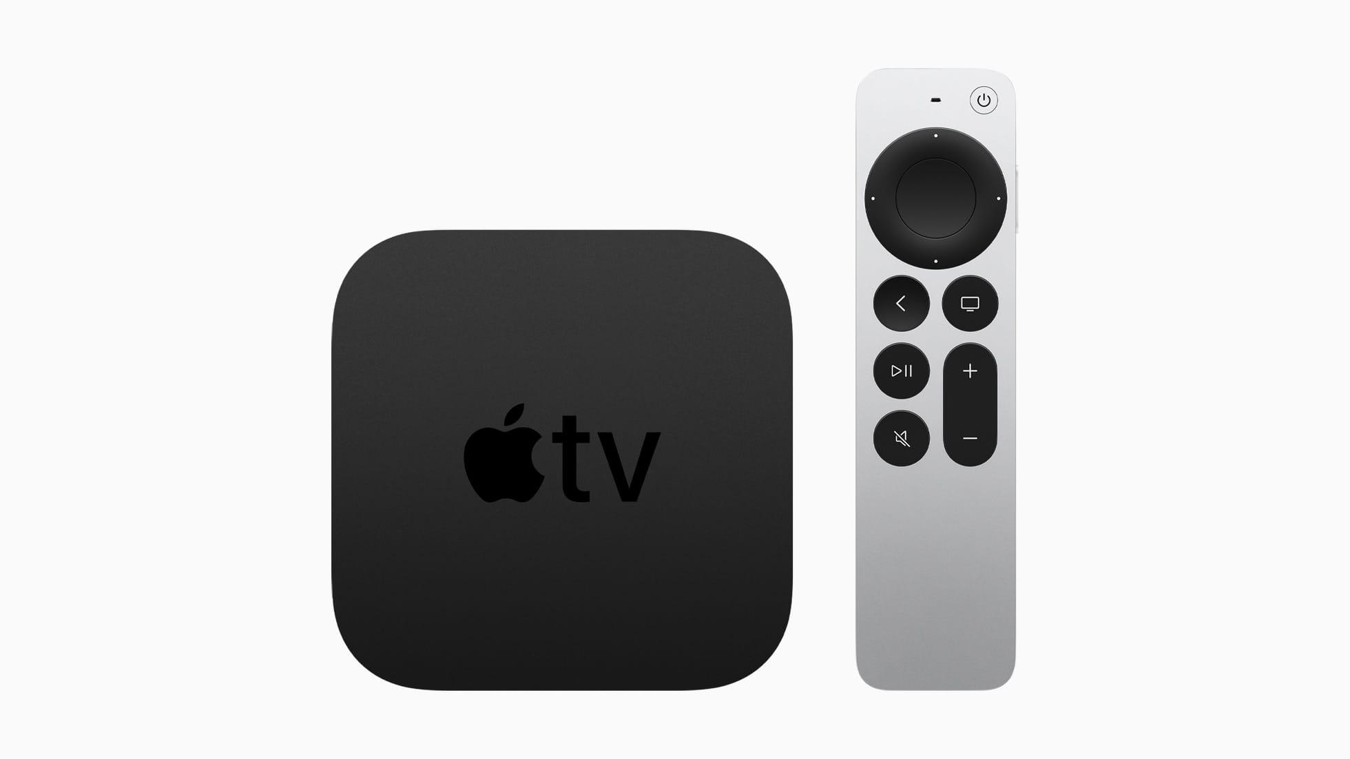 第2世代の「Apple TV 4K」発表、「Siri Remote」も刷新