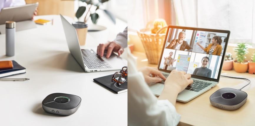 オーディオテクニカ、Bluetooth/USB対応スピーカーフォン発売