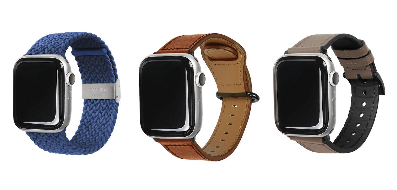 秋葉館、長さを調整できるApple Watch用ループバンドなどを発売