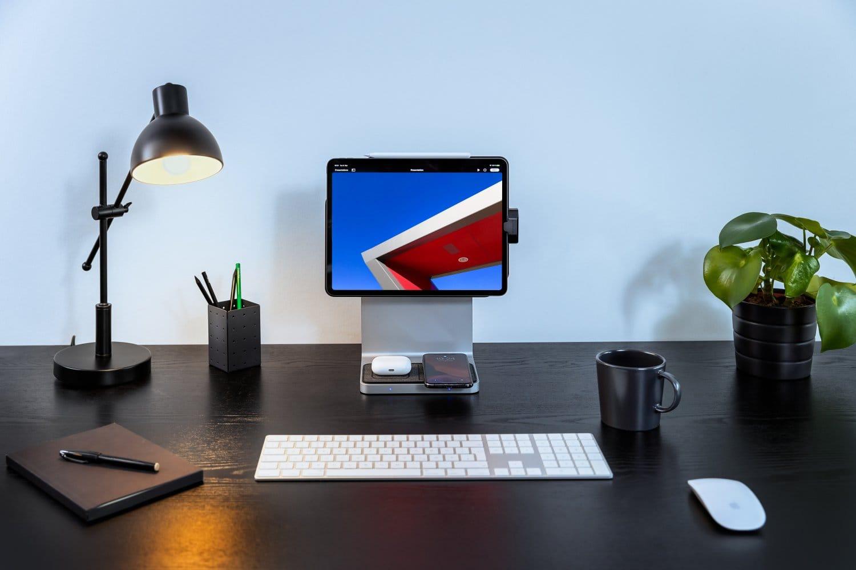Kensington、iPad Pro/Air用スタンド&ドック「StudioDock」を発売