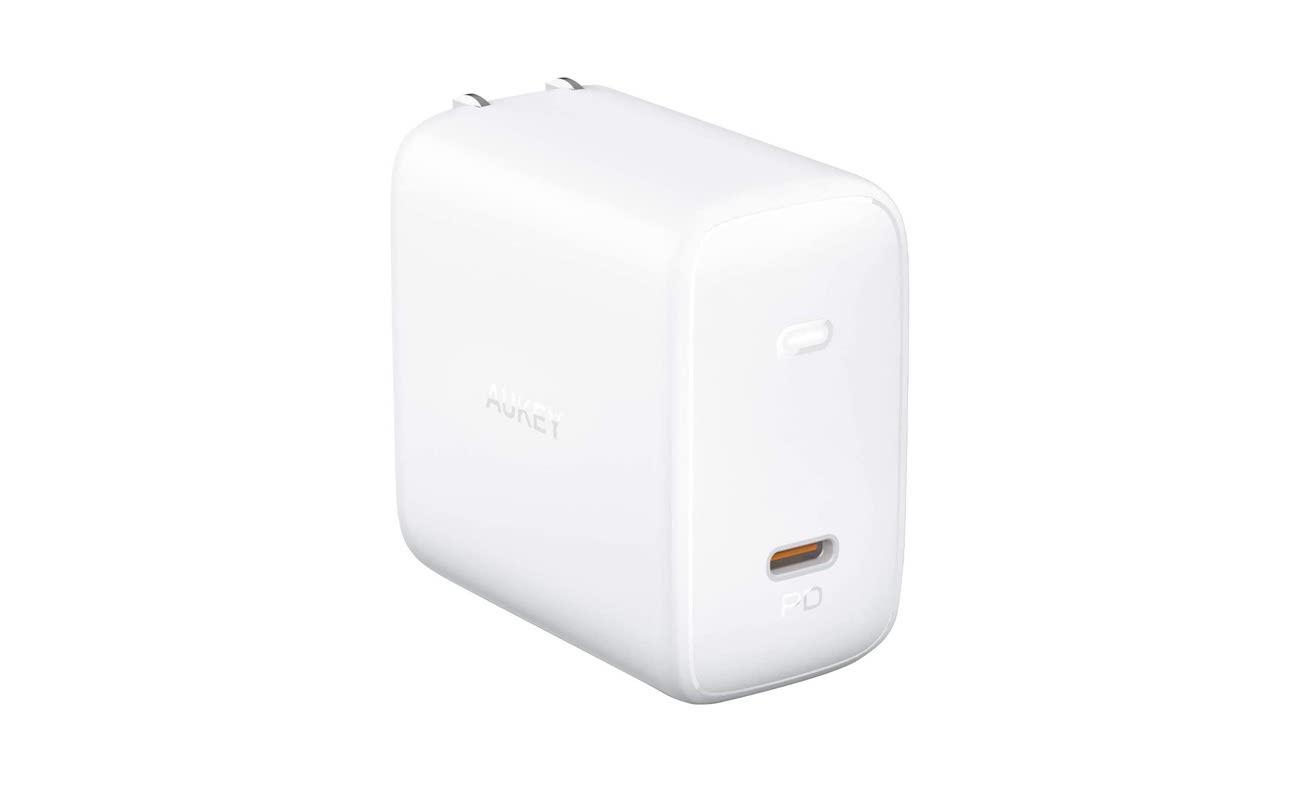 AUKEY、最大100W出力のUSB-C充電器を20%オフで提供