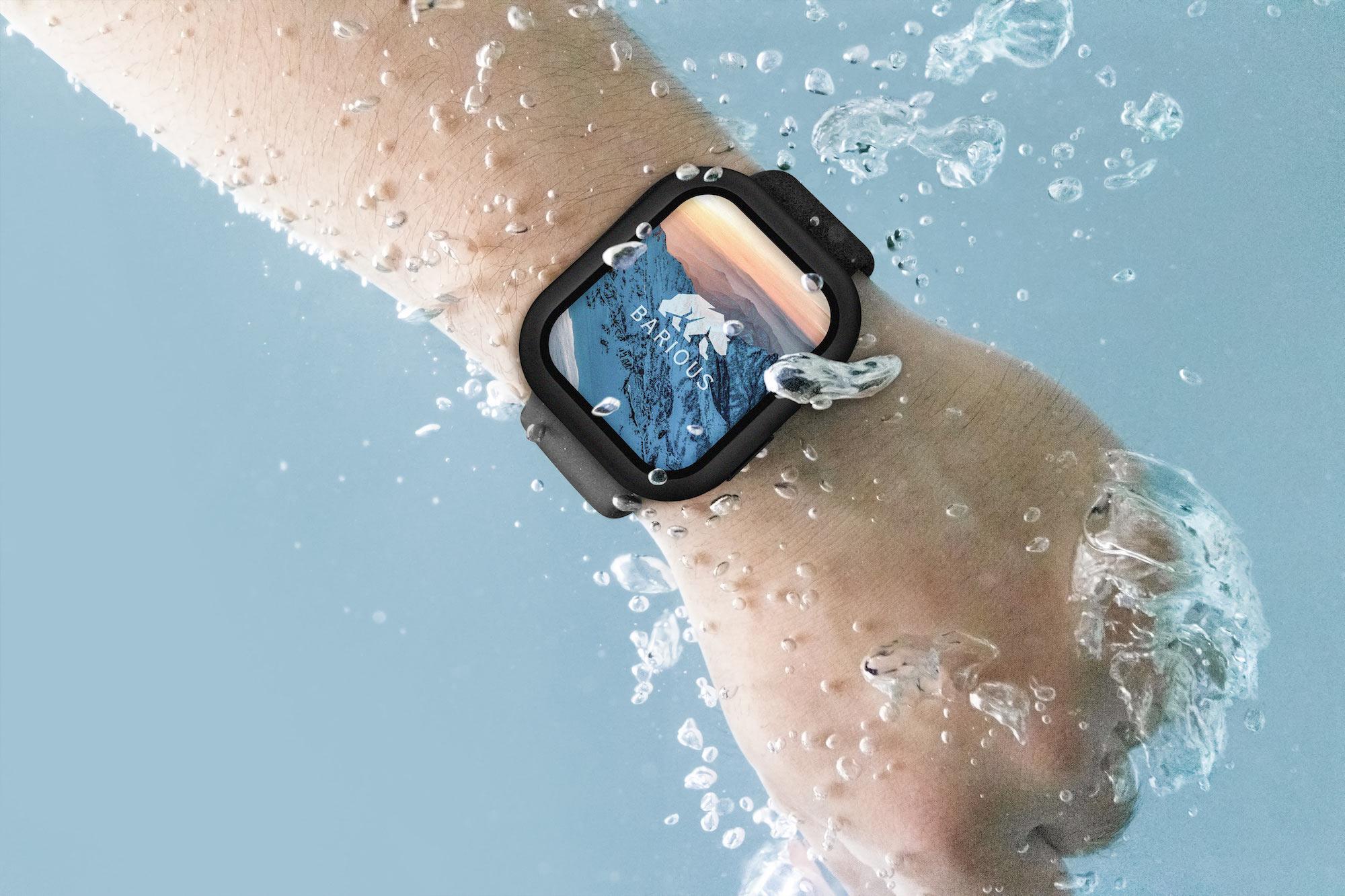 BARIOUS、画面も保護できるApple Watch用ケース発売