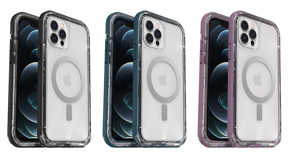 LifeProof、MagSafe対応のiPhone 12シリーズ用耐衝撃ケース発売