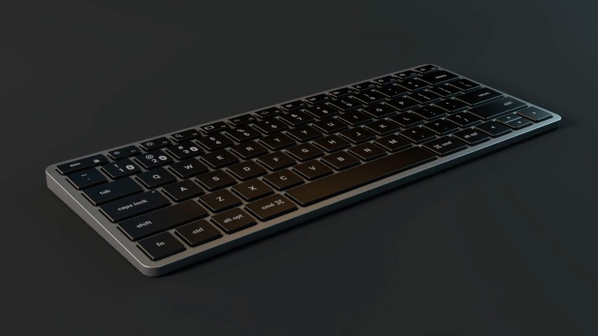 Satechi、バックライト内蔵Bluetoothキーボードを発売