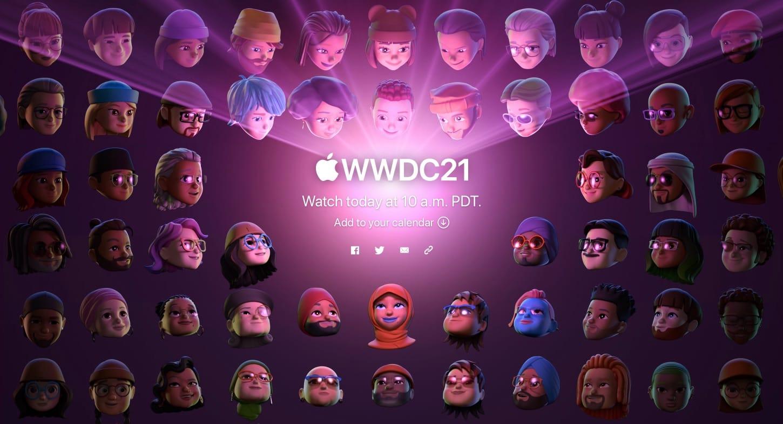 WWDC21:基調講演ライブカバレッジ
