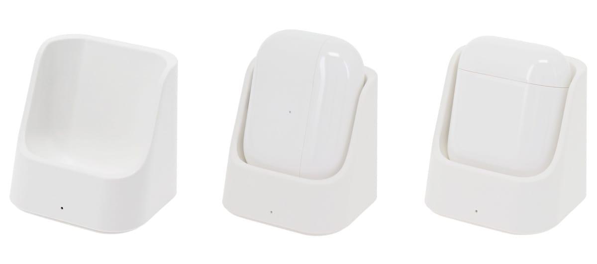 オウルテック、AirPods/AirPods Pro用ワイヤレス充電スタンド発売