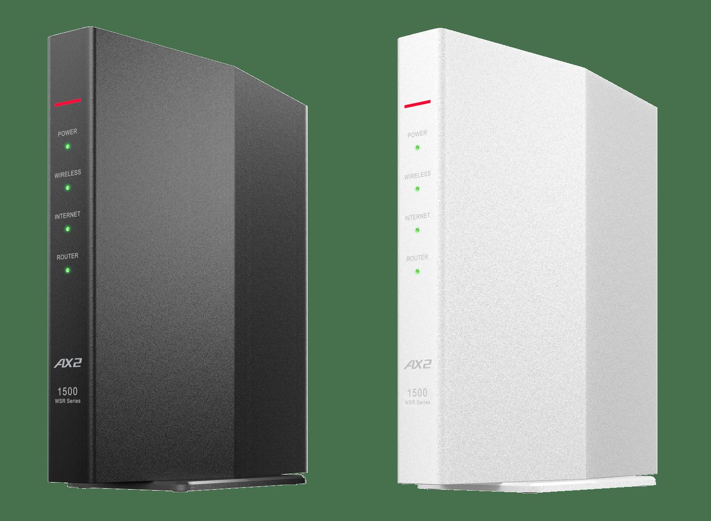バッファロー、Wi-Fi EasyMesh対応のWi-Fi 6ルーター親機エントリーモデル発売