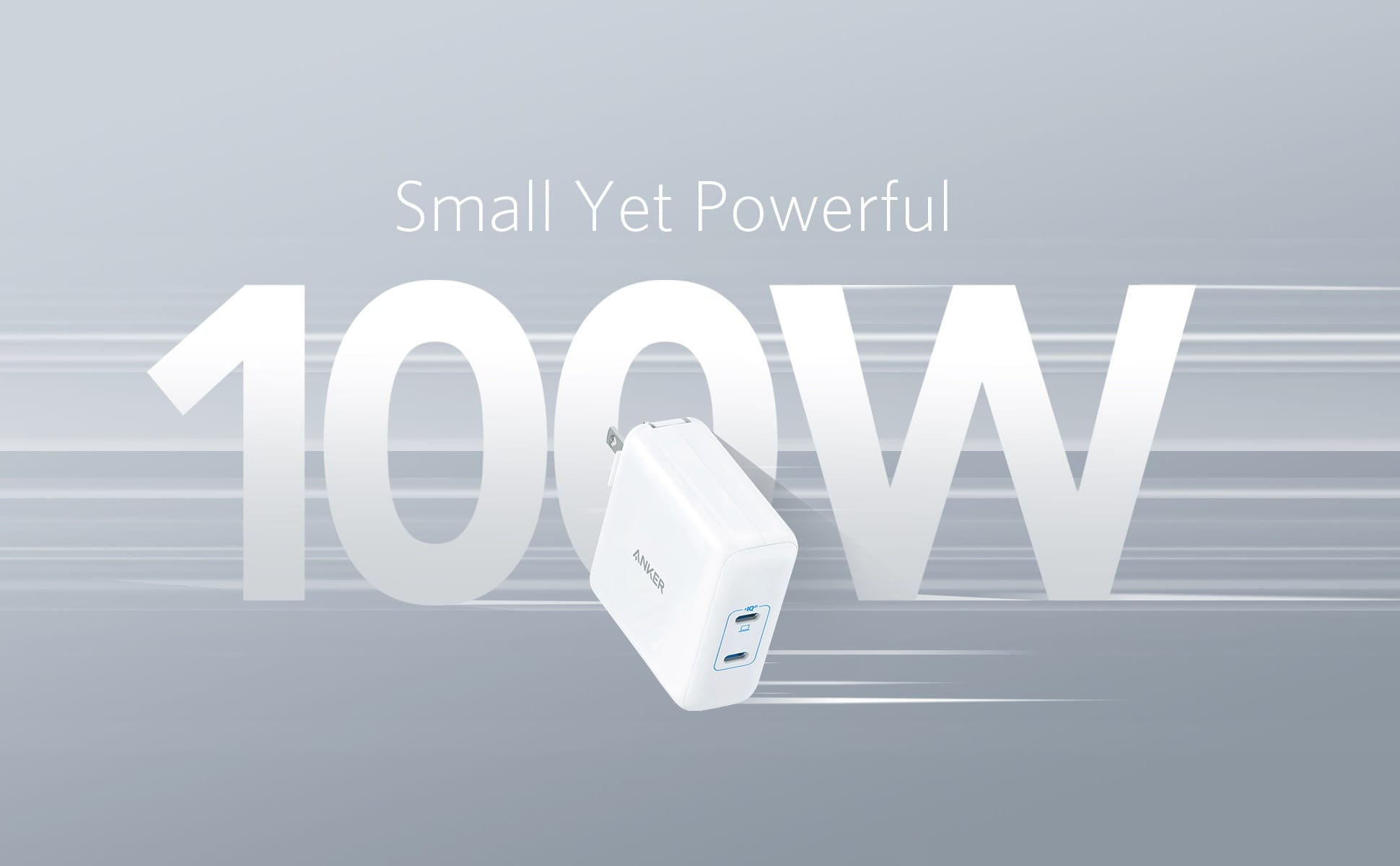 Anker、100W 2ポートUSB-C充電器発売