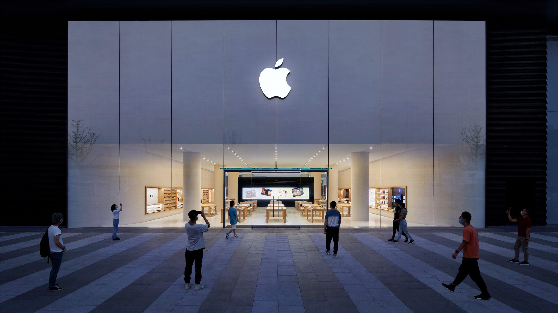 Apple、中国湖南省に直営店をオープン