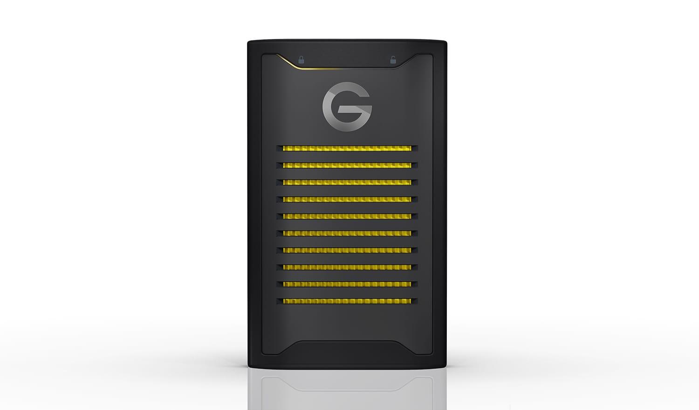 SanDisk Professional、ポータブルSSD「G-DRIVE ArmorLock SSD」の1TBモデル発売