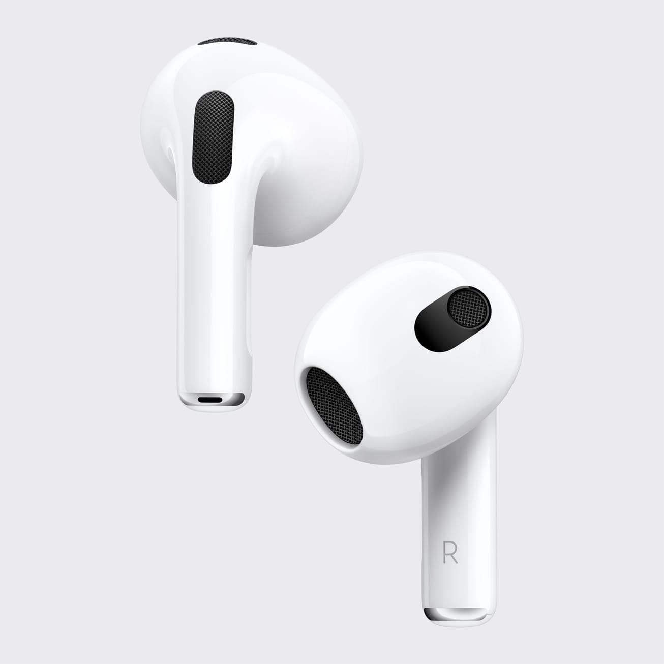 Apple、第3世代の「AirPods」を発表