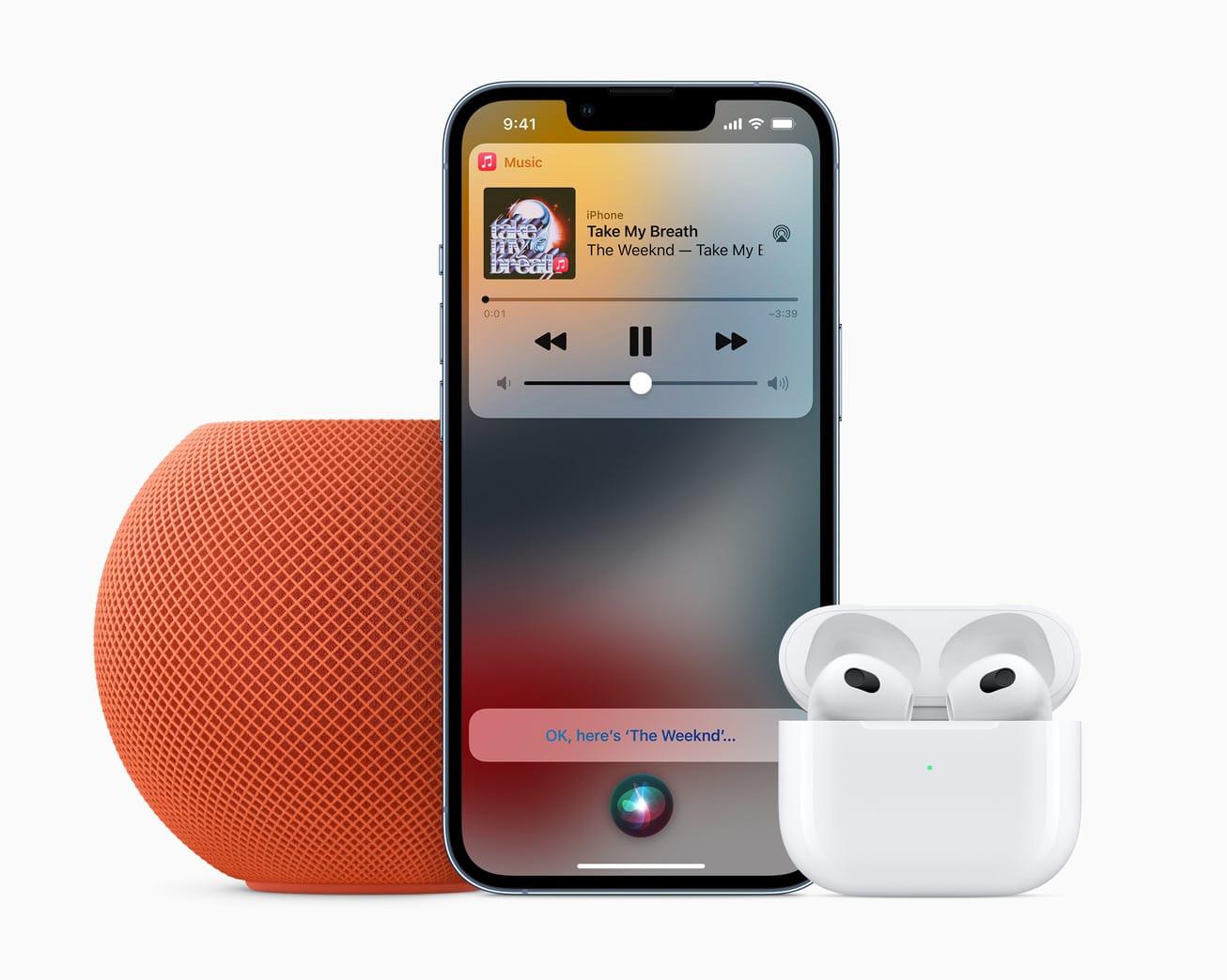 Apple、「Apple Music Voiceプラン」を発表