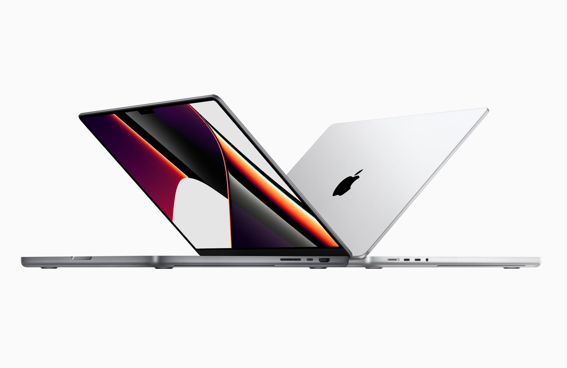 Apple、M1 ProとM1 Maxを搭載した新しい「MacBook Pro」を発表