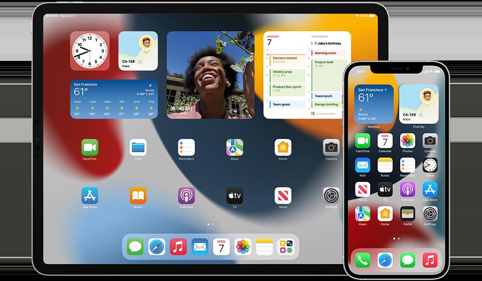 「iOS 15.0.1」「iPadOS 15.0.1」リリース Apple WatchでiPhone 13シリーズをロック解除できない問題を修正