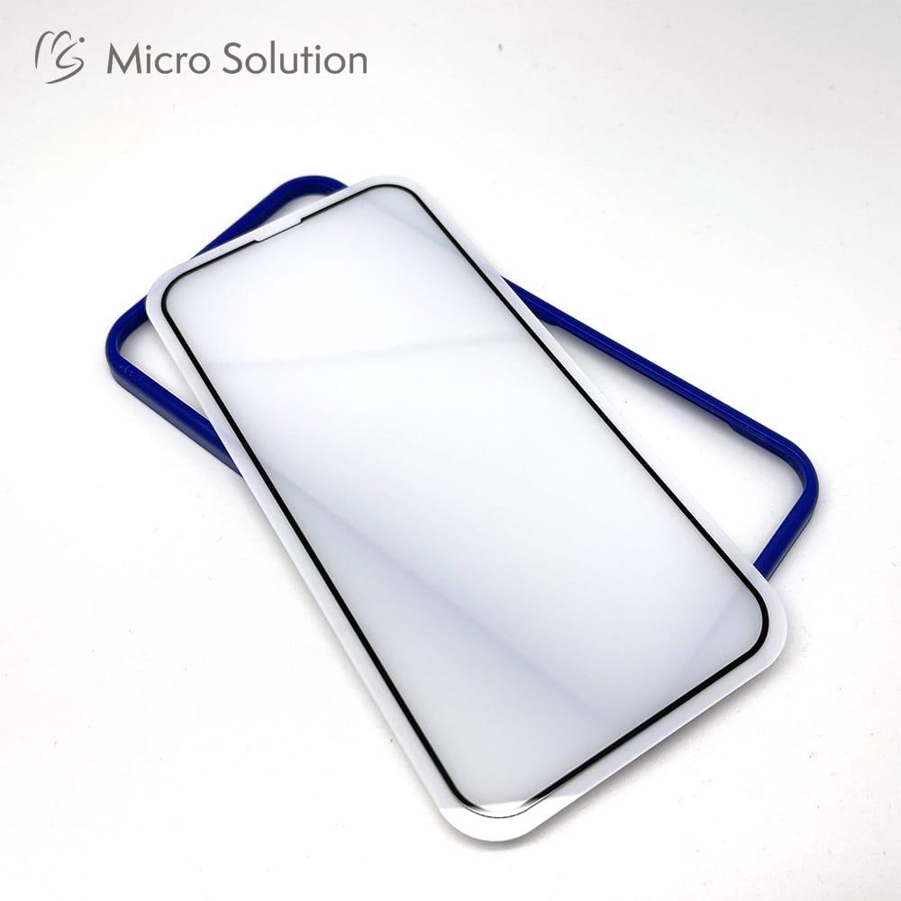 マイクロソリューション、人工サファイア採用のiPhone 13シリーズ用スクリーンプロテクター発売